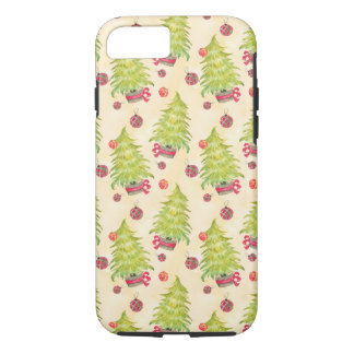 Weihnachtsbaum iPhone 8/7 Hülle