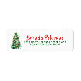 Weihnachtsbaum-kundenspezifische moderne