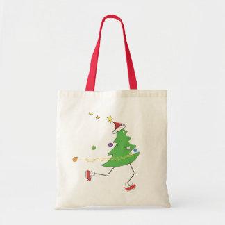 Weihnachtsbaum-Läufer Tragetasche
