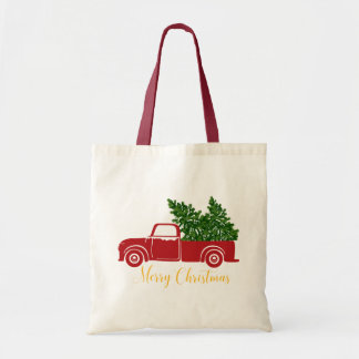 Weihnachtsbaum-LKW Taschen-Tasche Tragetasche