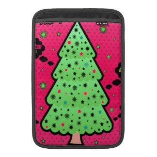 Weihnachtsbaum MacBook Sleeve