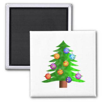 Weihnachtsbaum Magnete