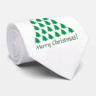 Weihnachtsbaum Personalisierte Krawatten
