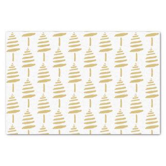 Weihnachtsbaum Seidenpapier