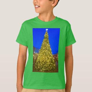 Weihnachtsbaum-Shirt der Kinder T-Shirt