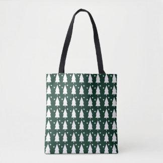 Weihnachtsbaum-u. Stern-Taschen-Tasche - Tasche