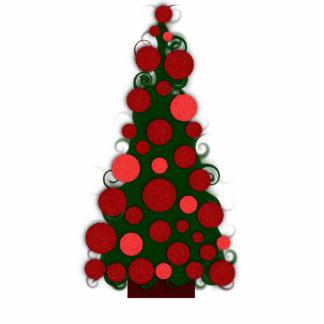 Weihnachtsbaum-Verzierung Fotoskulptur Ornament