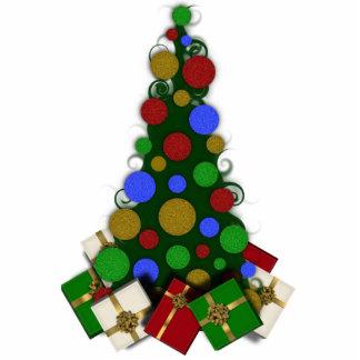 Weihnachtsbaum-Verzierungen Fotoskulptur Ornament