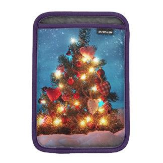 Weihnachtsbaum - Weihnachtsdekorationen - iPad Mini Sleeve