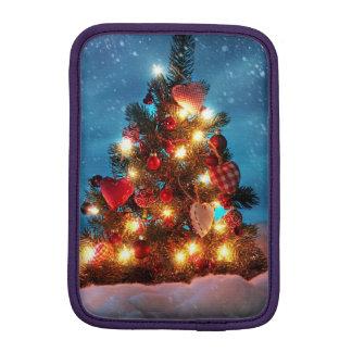 Weihnachtsbaum - Weihnachtsdekorationen - Sleeve Für iPad Mini