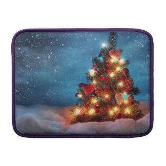 Weihnachtsbaum - Weihnachtsdekorationen - Sleeve Fürs MacBook Air
