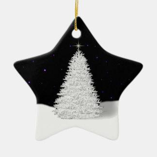 Weihnachtsbaum-WeihnachtsErinnerungs-Verzierung Keramik Ornament