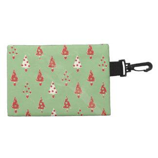 Weihnachtsbäume Kulturtasche