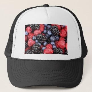 Weihnachtsbeeren-BlackBerry Truckerkappe