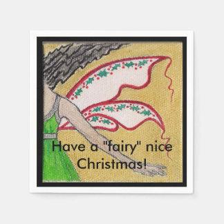 Weihnachtscocktailservietten Papierserviette