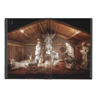 Weihnachtseinführungs-Jesus-Geburt Hülle Fürs iPad Mini