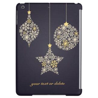 Weihnachtselegantes iPad Air ケース