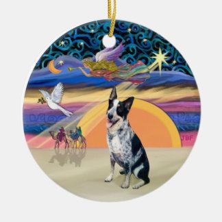 australischer hund ornamente tolle australischer hund. Black Bedroom Furniture Sets. Home Design Ideas