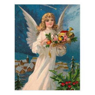 """Weihnachtsengel "" Postkarte"