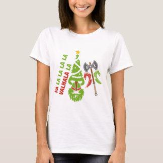 Weihnachtsfeiertag Vikings Walhall T-Shirt