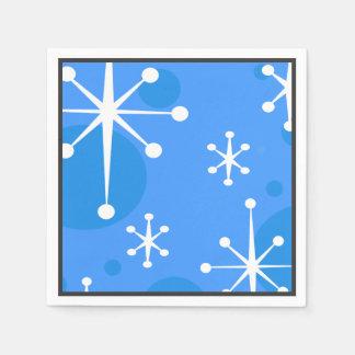 WEIHNACHTSfeiertags-GRAFISCHE Papierserviette