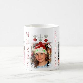 Weihnachtsfeiertags-kundenspezifische Kaffeetasse