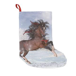 Weihnachtsfeiertags-PferdeStrumpf Kleiner Weihnachtsstrumpf