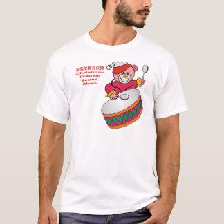 Weihnachtsfestival-Ton-Sklave (Lightt) T-Shirt