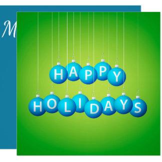Weihnachtsflitter Quadratische 13,3 Cm Einladungskarte