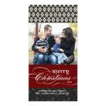 WeihnachtsFoto-Karten (4x8) Bildkarte