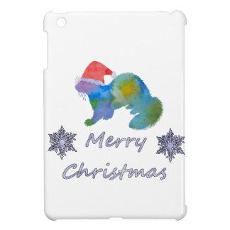 Weihnachtsfrettchen iPad Mini Hülle