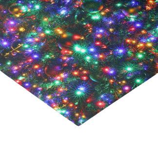 Weihnachtsfunkelnde Sterne Seidenpapier