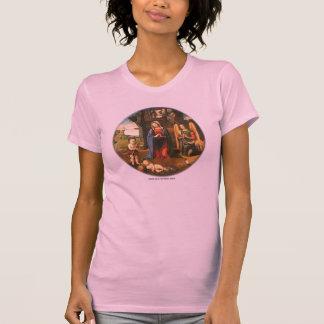 WEIHNACHTSGeburt Christi COSMO T-Shirt