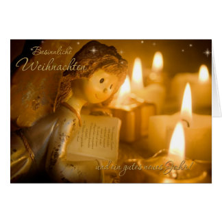 Weihnachtsgedicht Grußkarte