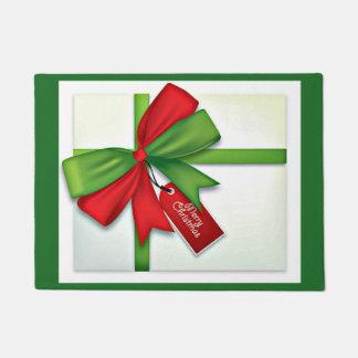 Weihnachtsgeschenk-Fußmatte Türmatte