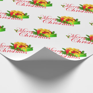 Weihnachtsgeschenk-Verpackung/frohe Weihnachten Geschenkpapier