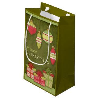 WeihnachtsGeschenkboxen-und Kleine Geschenktüte