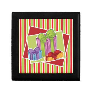 Weihnachtsgeschenke Erinnerungskisten