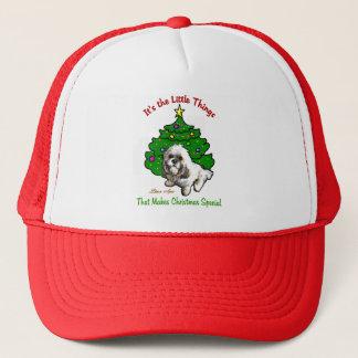 Weihnachtsgeschenke Lhasas Apso Truckerkappe