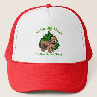 Weihnachtsgeschenke Norfolks Terrier Truckerkappe