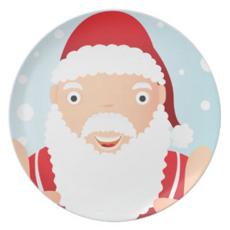 Weihnachtsgeschenke Teller