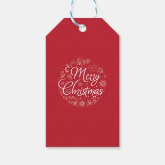 Weihnachtsgeschenkumbau Geschenkanhänger