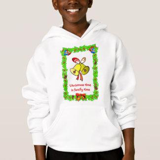 Weihnachtsglocken Hoodie