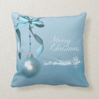 Weihnachtsgruß-Kissen Kissen