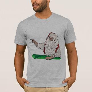 Weihnachtsheide-Grau T-Shirt