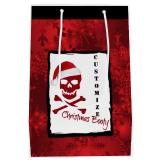 WeihnachtsHintern Mittlere Geschenktüte