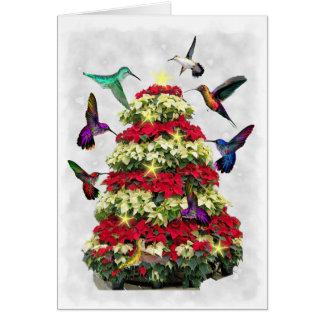 WeihnachtsHummer Karte