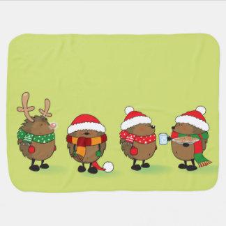 WeihnachtsIgel Puckdecke