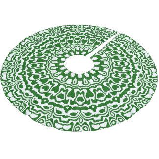 WeihnachtsKaleidoskop 5 Polyester Weihnachtsbaumdecke