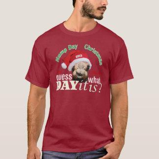 Weihnachtskamel T-Shirt
